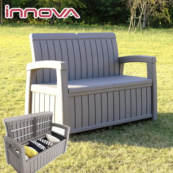 イノバ ボストン ストレージベンチ Boston storage bench 【大型宅配便】