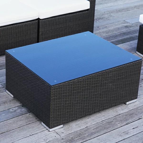 DEPOS ハノイ ローテーブル・ブラウン (DEPOS Hanoi Low table・brown)【大型宅配便】