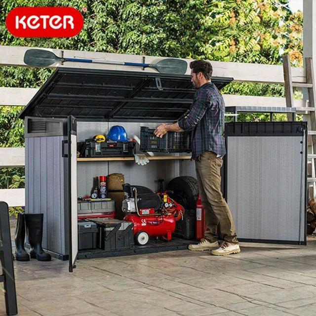 Keter 大型収納庫ケター グランドストア