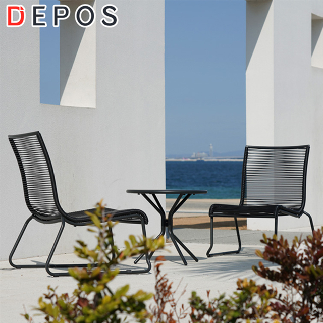 先行予約/12月上旬頃入荷予定 DEPOS アーバンバルコニー 3点セット (DEPOS Urban balcony 3set)【大型宅配便】