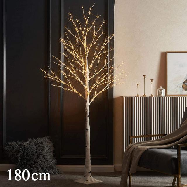 先行予約11月中旬頃入荷予定 DEPOS シラカバツリー ブランチライト 180cm (DEPOS birch tree branch light 180cm) 【送料無料】