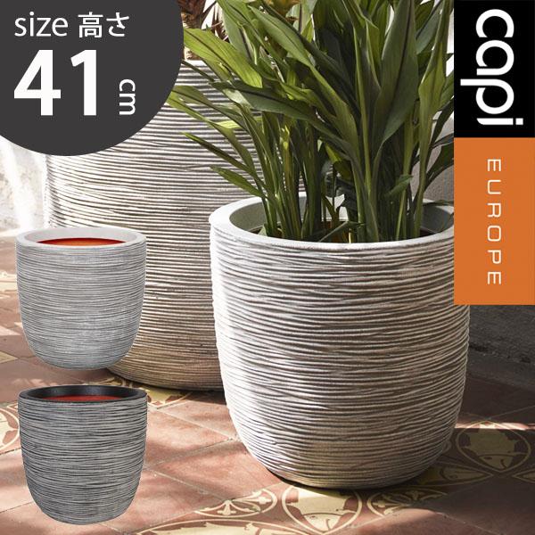 先行予約 カピ エッグプランター リブ 43×41  高さ41cm(capi Egg planter rib) 送料無料