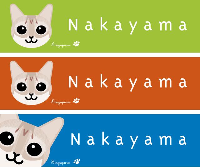 ごきげん猫 シンガプーラ