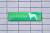ボルゾイの表札 実際の取り付けイメージ