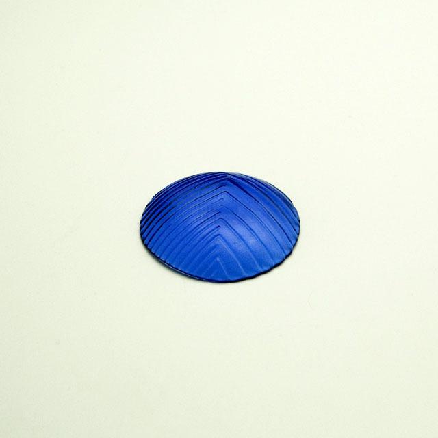 ガラスの皿 潮影 手塩皿2214DB