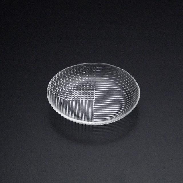 ガラスの皿 舫 深皿2221W
