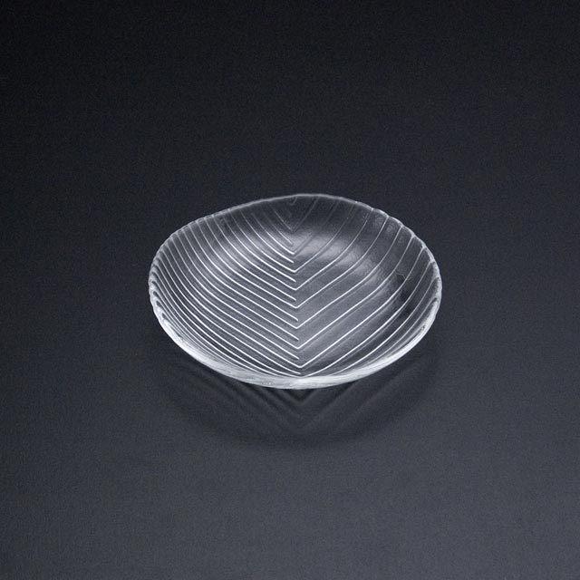 ガラスの皿 舫 深皿2224W