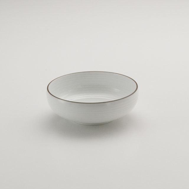白磁千段 小鉢