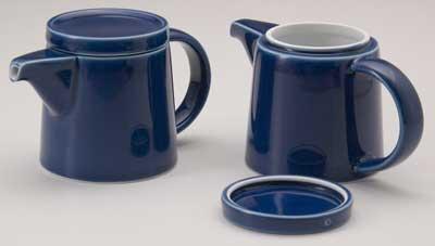 M型ポット/ブルー
