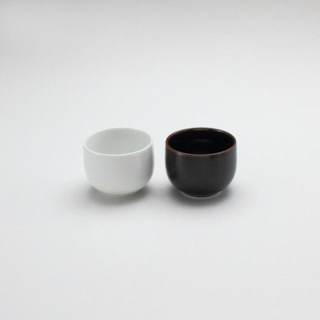 煎茶 白マット/天目