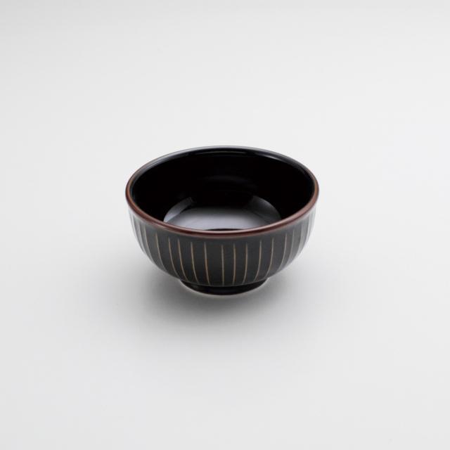 玉縁碗 立筋天目