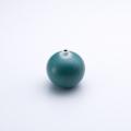 球型ミニ花瓶 グリーン