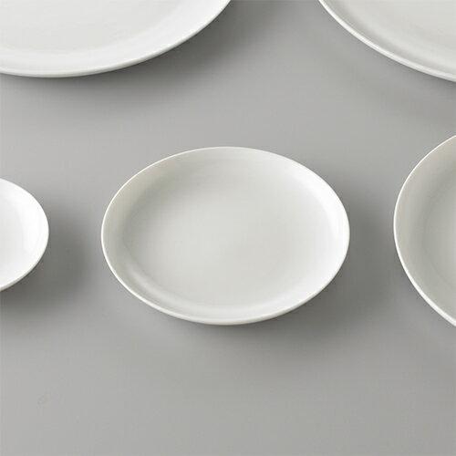 THEPLATEA5ザ・プレート14.8cm定番スタンダード平皿ホワイト/白