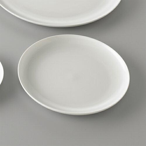 THEPLATEA4ザ・プレート21cm定番スタンダード平皿ホワイト/白