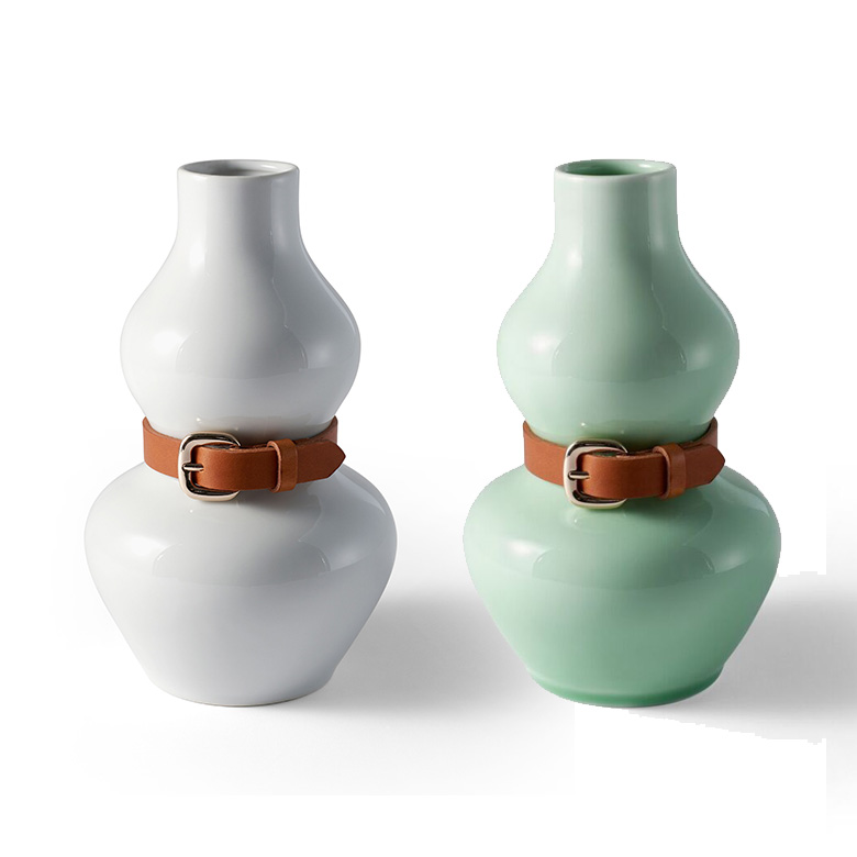 【DESIGN HOUSE Stockholm】Alba vase 花瓶 磁器 Anna Kraitz デザインハウスストックホルム