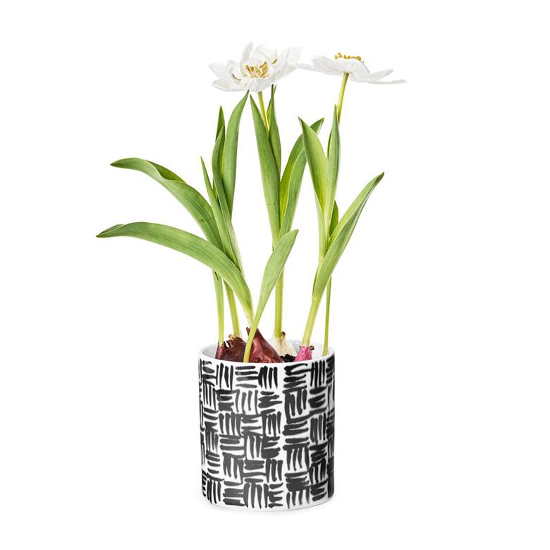 【DESIGN HOUSE Stockholm】Deco vase tiles 花瓶 Ann Wahlstrom デザインハウスストックホルム