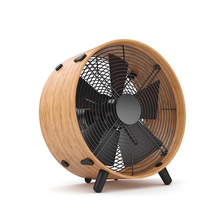 Stadler Form OTTO スタドラーフォーム サーキュレーター バンブー ナチュラル ファン 扇風機 おしゃれ 北欧 デザイン家電