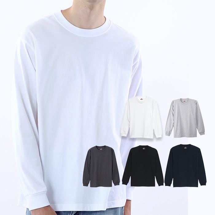 Hanes ヘインズ  ビーフィーロングスリーブTシャツ BEEFY LONG SLEEVE T-SHIRTS