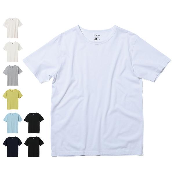 Hanes へインズ クルーネックTシャツ 19SS【春夏新作】(HM1-P101)