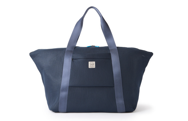 TO&FRO CARRY-ON BAG NAVY×BLACK 軽量、コンパクト トートバッグ キャリーバッグに固定できる 日本製 石川県
