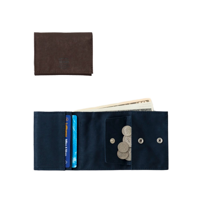 TO&FRO COMPACT WALLET わずか29gの超軽量なコンパクト財布 日本製 石川県