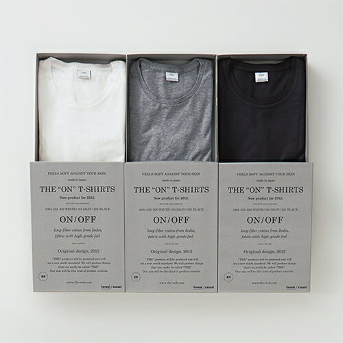 "THE""""ON""""SHIRTSWHITEザ・ONT-シャツホワイト"