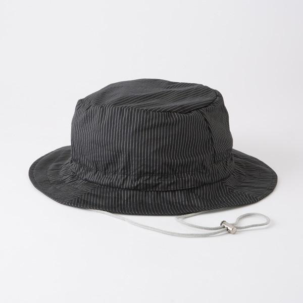 TO&FRO TRAVEL HAT 軽量・コンパクトなトラベルハット UVカット 撥水・防水 日本製 石川県