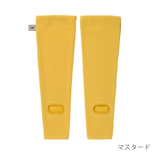 TO&FRO トレンカタイプのレッグウォーマー 薄くて軽いのにあたたか TO&FRO LEG WARMER