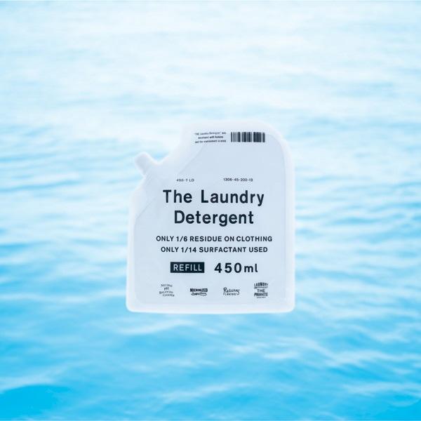 THE 洗濯洗剤 がんこ本舗 ラベンダー エコ ウール シルク 麻にも使える