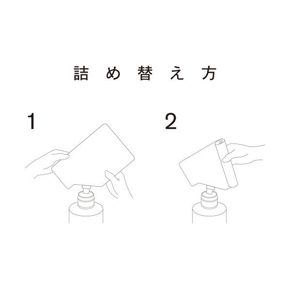 ウール、シルク、麻に使える 衣料用漂白剤 詰め替え用 The Stain Remover