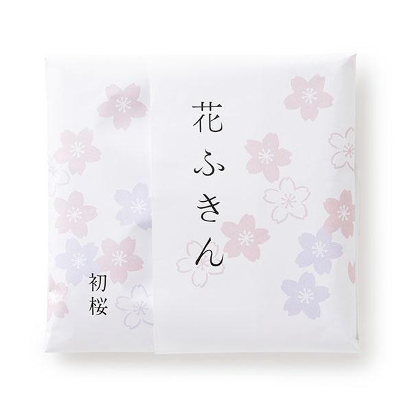大判ふきん 初桜 中川政七商店 花ふきん 蚊帳生地 吸水 速乾