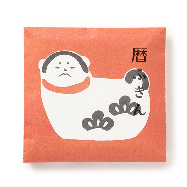 中川政七商店 花ふきん 暦 季節 蚊帳生地 2枚重ね 大きめサイズ
