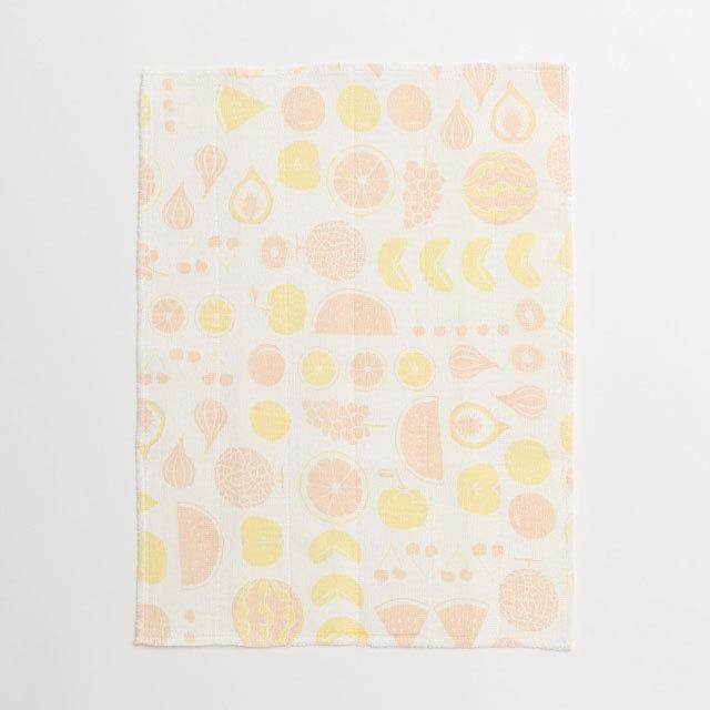 中川政七商店 かや織ふきん 夏果物 フルーツ スイカ ぶどう メロン 日本製