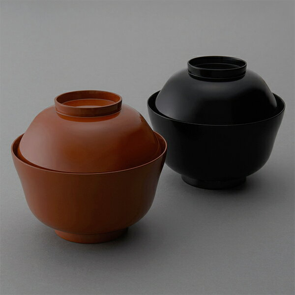 THE大椀黒朱