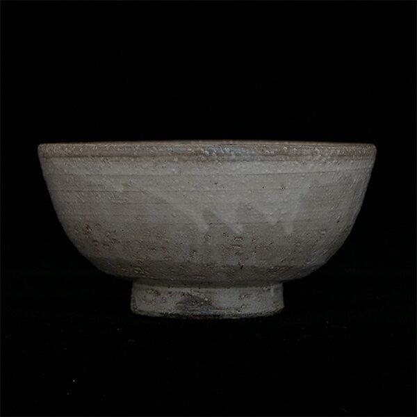 THE飯茶碗清水赤土/粉引
