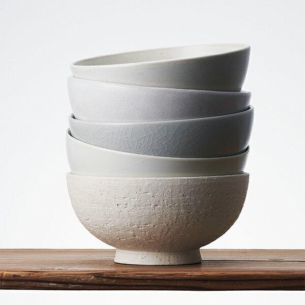 THE飯茶碗信楽信楽土/無釉/焼締