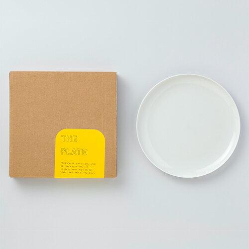 THEPLATEA6ザ・プレート10.5cm定番スタンダード平皿ホワイト/白