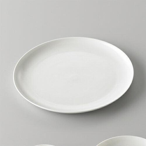 THEPLATEB4ザ・プレート25.7cm定番スタンダード平皿ホワイト/白