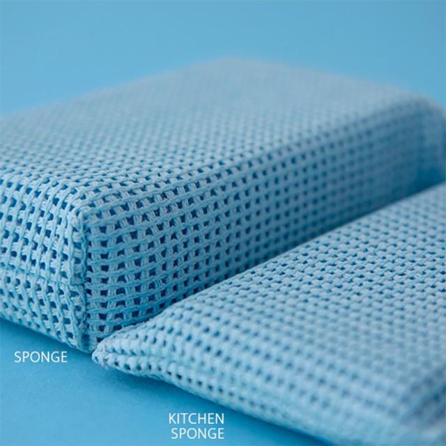 THEKITCHENSPONGEザ・キッチンスポンジ驚異洗浄力耐久性抜群業務用スポンジ特殊合成ゴム極性高分子ラテックス