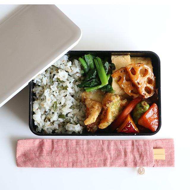 中川政七商店 ごはん粒のつきにくい弁当箱 電子レンジOK 日本製