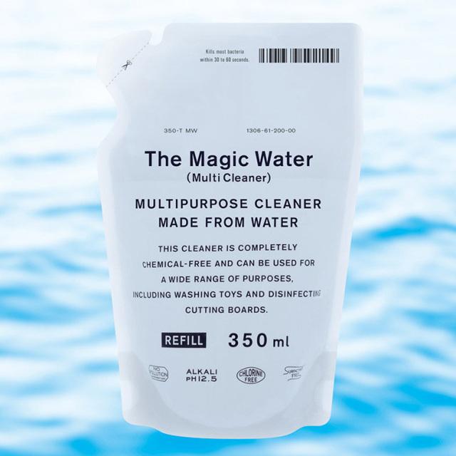 ウィルス対策 除菌ができる水のマルチクリーナースプレー アルカリ電解水