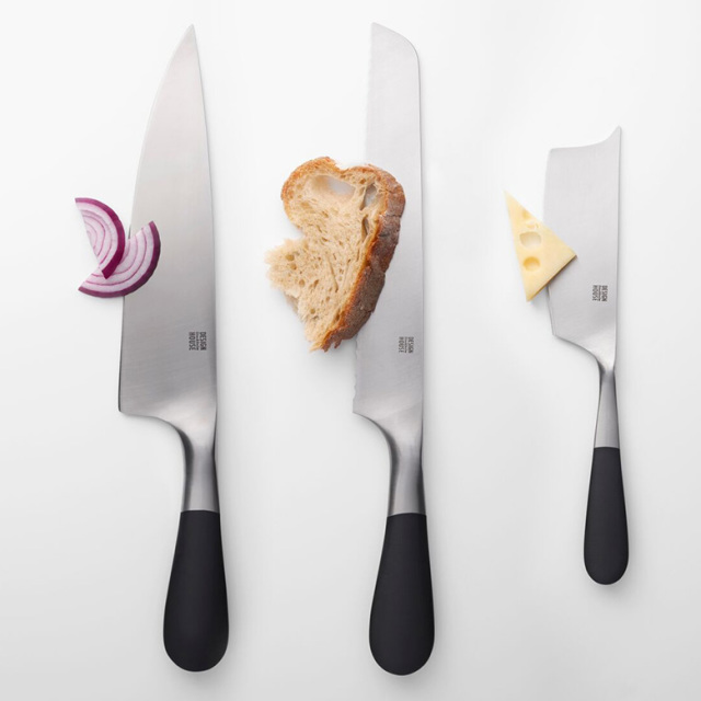 【DESIGN HOUSE Stockholm】Stockholm kitchen tools Bread knife パンナイフ デザインハウスストックホルム パン切り包丁