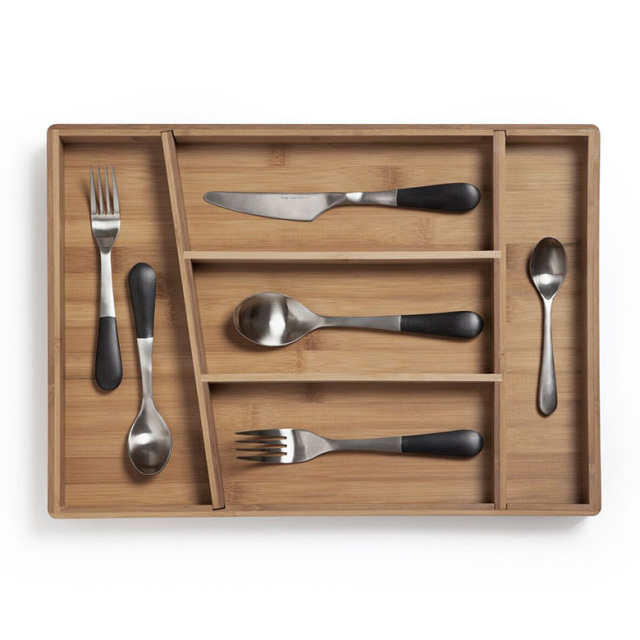 【DESIGN HOUSE Stockholm】Stockholm kitchen tools カトラリートレイ 竹製 デザインハウスストックホルム