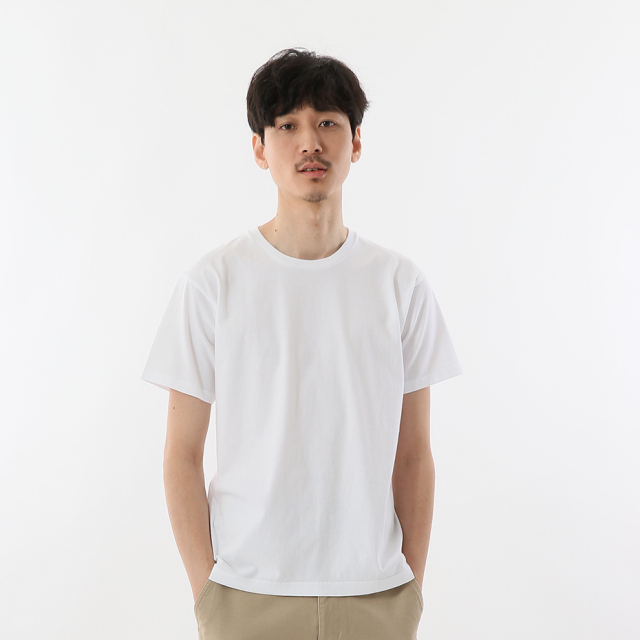 【予約】Hanes ヘインズ ジャパンフィットクルーネックTシャツ [H5310]