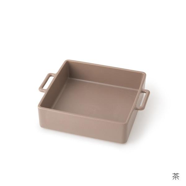 かもしか道具店グリル皿 [中] 具材を入れてそのままオーブンへ 萬古焼 日本製