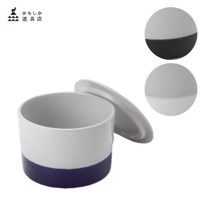 かもしか道具店 塩こうじの甕 こうじの保存などに最適なふたつきの保存容器 陶器 日本製