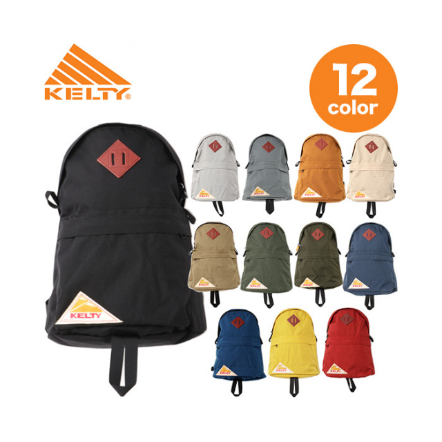 KELTY ケルティ キッズ・デイパック 2 KID'S DAYPACK 2 リュック バックパック 子供 ナイロン 10L