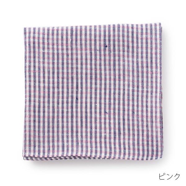 【 中川政七商店 - motta モッタ 】 motta028日本製 Made in JAPAN ハンカチギンガムチェック