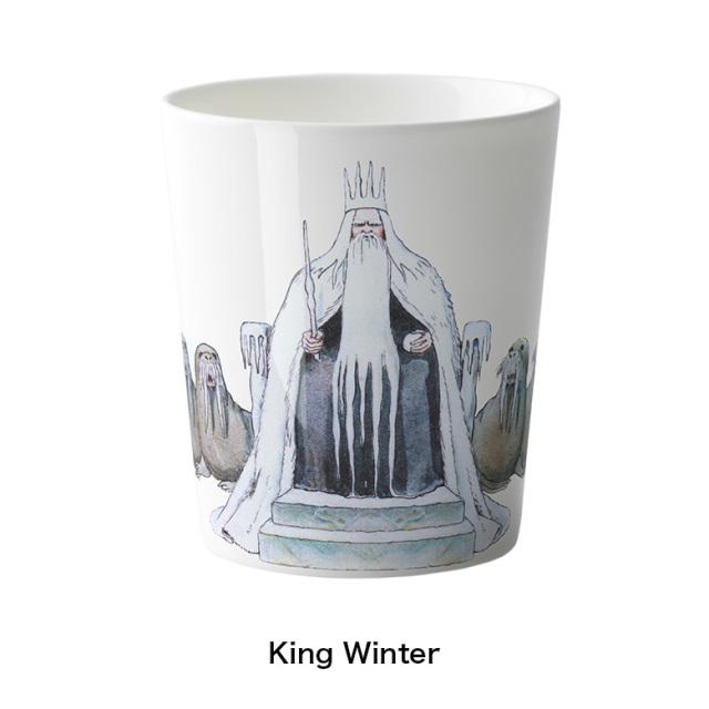 デザインハウスストックホルム エルサベスコフ マグ KING WINTER DESIGN HOUSE Stockholm Mug Elsa Beskow 北欧デザイン