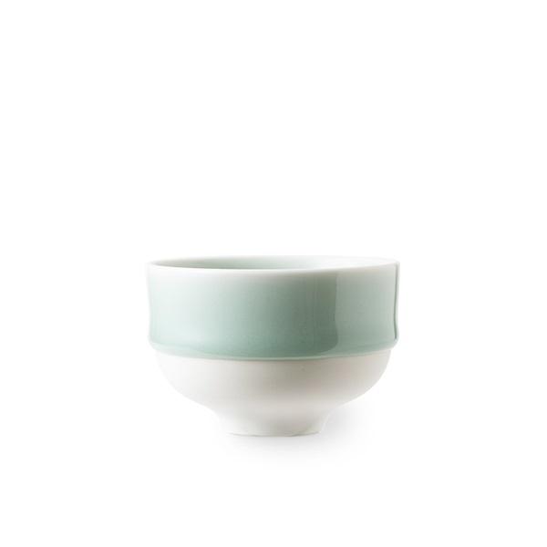 鍋島青磁 煎茶碗 湯呑み 鍋島虎仙窯 スタッキング ギフト 贈り物 セットでどうぞ